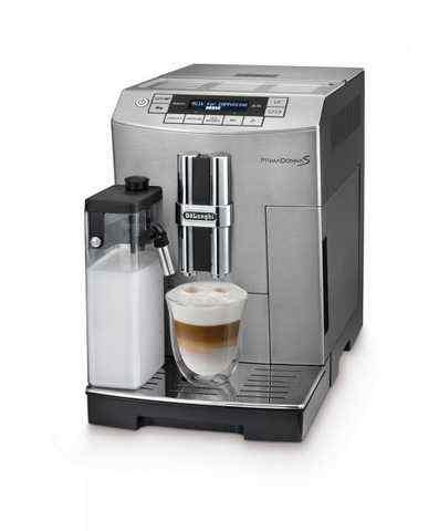 Použitý kávovar DeLonghi ECAM 26.455 PrimaDonna