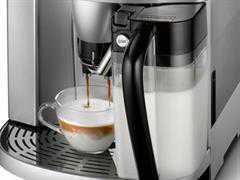 DeLonghi Magnifica Pronto Cappuccino ESAM 4500 displej