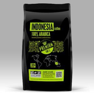 JAVA 100% Arabica Káva s původem