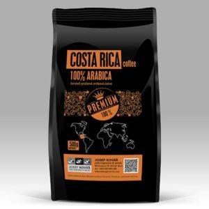 Čerstvě pražená káva COSTA RICA