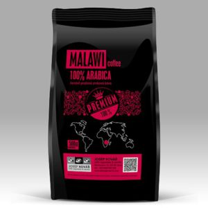 MALAWI 100% Arabica Káva s původem