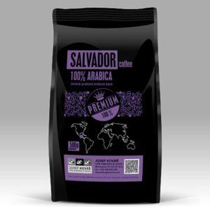 SALVADOR 100% Arabica Káva s původem