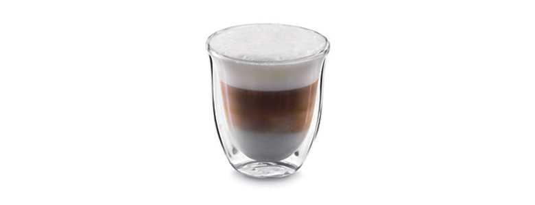 Sklenice káva Cappuccino