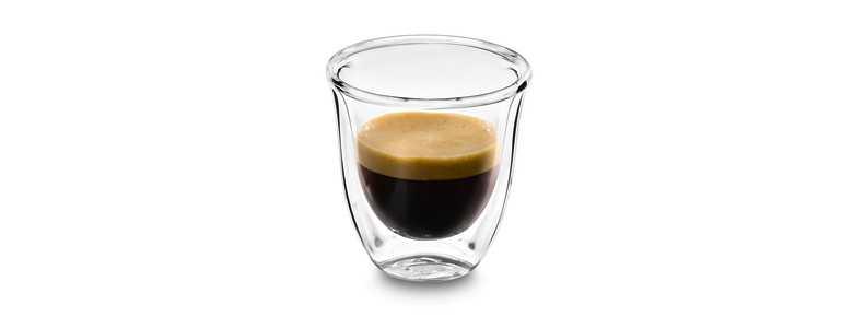 Sklenice káva Corto