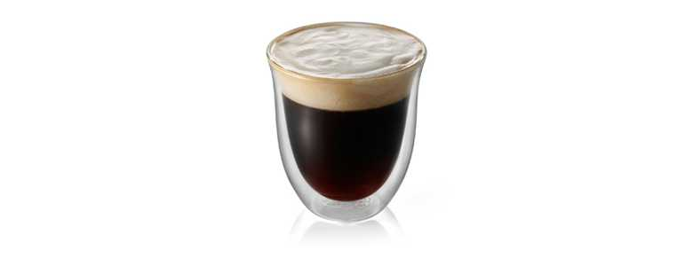 Sklenice káva Mochaccino