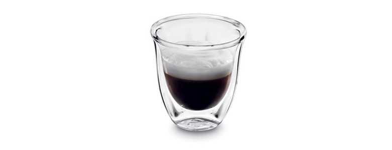 Sklenice káva Schiumato