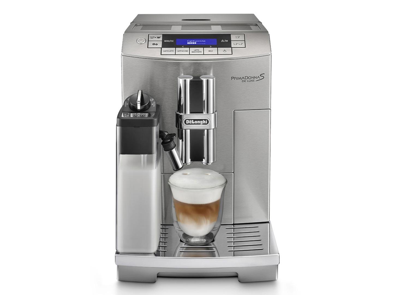 Použité kávovary DeLonghi