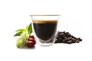 Espresso šálek kávy coffee body