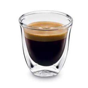 Sklenice nápoje Káva
