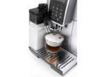 sytém přípravy mléčných nápojů LATTECREMA u Automatického kávovaru DeLonghi ECAM 353.75.W DINAMICA