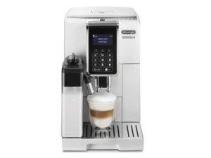 Automatický kávovar DeLonghi ECAM 353.75.W DINAMICA se systémem LATTECREMA pro přípravu cappuccina