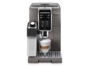 delonghi ecam 370.95.s dinamica plus automatický espresso kávovar s mlýnkem v provedení s nádobou na mléko pro přípravu cappuccina