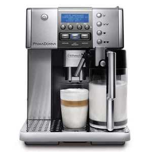 DeLonghi ESAM 6620 Primadonna - repasovaný kávovar se zárukou www.delonghi-servis.com