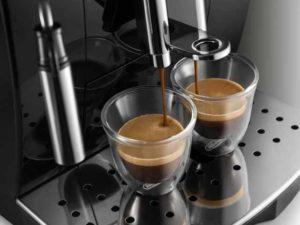 Rychlaá páry kávovar delonghi