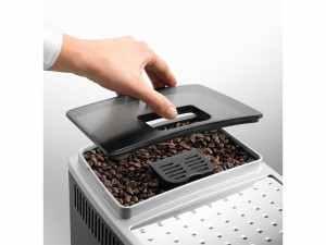 DeLonghi ECAM 22.110 SB Magnifica S uchová vždy čerstvou kávu a aroma